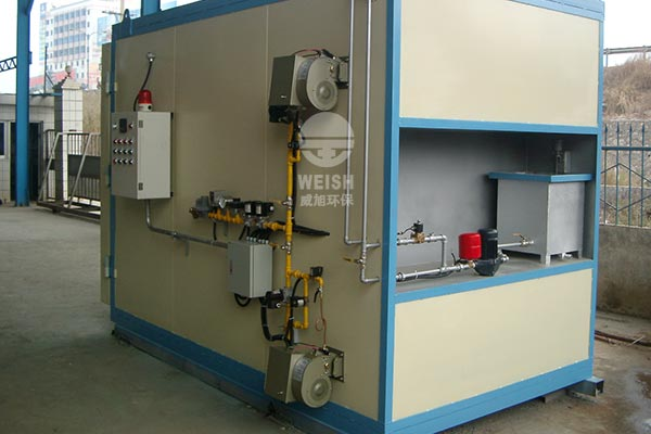 Carbonization furnace