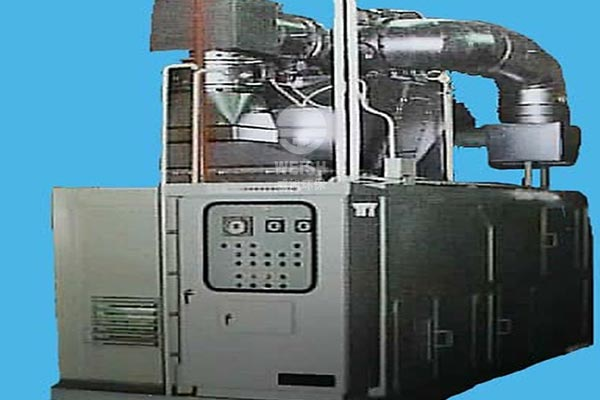 Deodorization furnace
